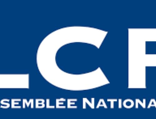 Reportage de LCP sur les EHPAD du centre hospitalier de Chauny