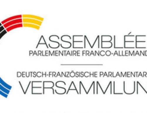 Assemblée parlementaire Franco-Allemande